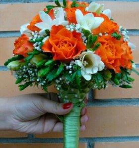 Букет невесты от 1000 рублей