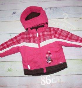 Курточка детская на 86