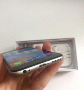 IPhone 6 цвет серый, почти новый