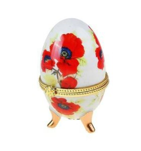 Яйцо - шкатулка