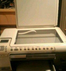 Мфу HP Photosmart C5200