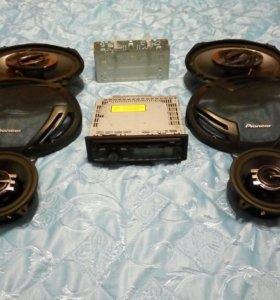 Аудиосистема автомобильная