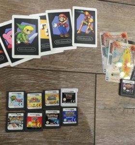 Игры на Nintendo 3ds, игры
