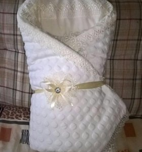 Одеяло (конверт) на выписку