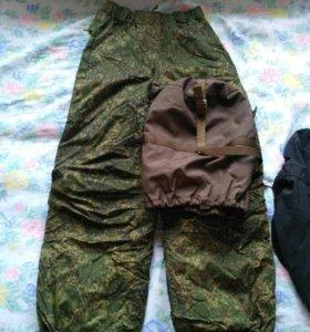 ВКПО(баул) военная форма зимняя (демисезонка)