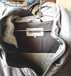 Новая мужская куртка-парка