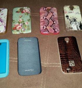 Чехлы на телефон модели Samsung Galaxy S 4