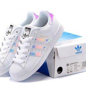 Adidas Superstar кроссовки ВСЕ РАЗМЕРЫ