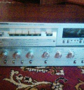 Радиотехника М201 с усилителем