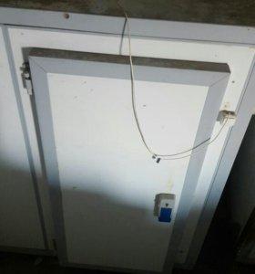Б/у холодильная камера