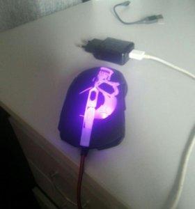 Мышь игровая qumo Dragon War Axe