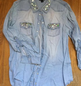 Рубашка и джемперы