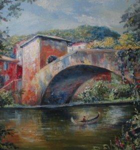 "Картина ""Мост"""