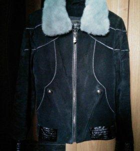 Куртка замшевая Liloti.