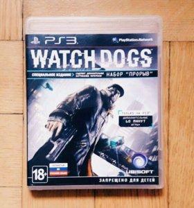 Hitman, dishonored и watch dog для Ps3