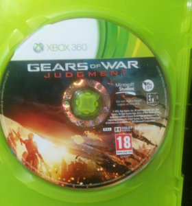 GEARS of WOR JUDGMENT XBOX