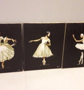 Коллекция картин Балерина
