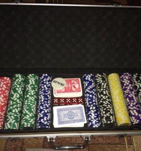 Покер (покерный набор)