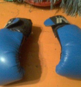 Перчатки для бокса (детские)