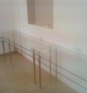 Столы из стекла любых размеров