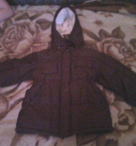 Детская куртка, весна осень