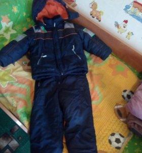 Зимний костюм Альпекс для мальчика