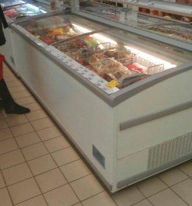 Холодильные лари б/у