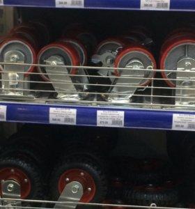 Большегрузные колёса