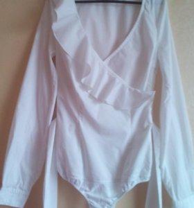 Новая блузка боди