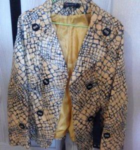 Продам пиджак 44-46р.