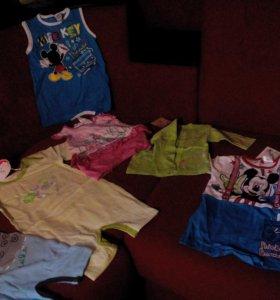 Одежда для новорожденных от 1 месяца до 2 лет.