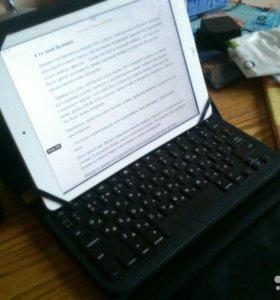 Клавиатура для планшета с чехлом