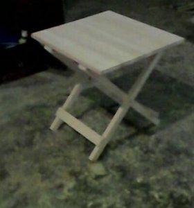Столик стулья