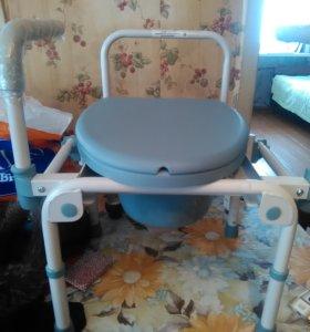 Кресло-туалет инвалидное