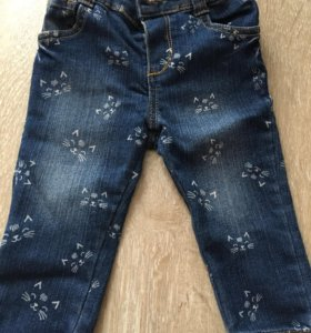 Новые джинсы GJ