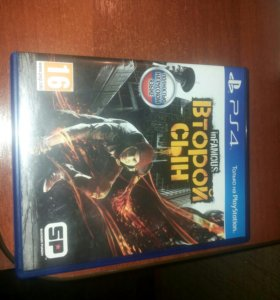 Ps 4 infamous second son