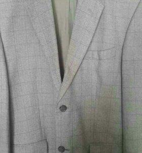 Мужской пиджак. Шерсть.