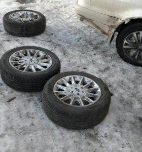 Продам диски форд р 16 4х108