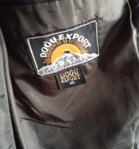 Мужской пиджак (френч)