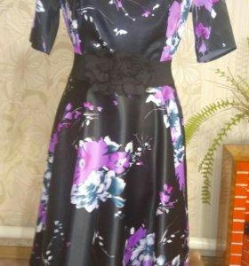 Новое платье 48го размера