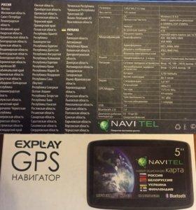 Explay GPS навигатор PN-985