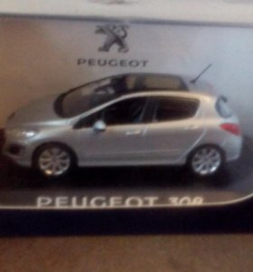 Модель Peugeot 308