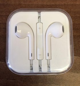 Гарнитура Apple EarPods