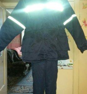 Спец одежда,зимний комплект!