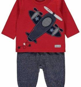 Новый комплект для мальчика