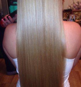 Кератиновое выпрямление,ламинирование,ботокс волос
