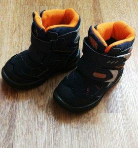 Мембранные ботинки Tom.m