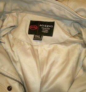 Куртка женская эко-кожа 52-54р
