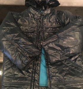 Куртка 3-4 г. Р 104