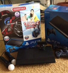 Продаю Sony PlayStation 3